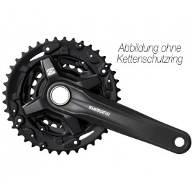 Kurbelgarnitur FC-MT210 3x9170 mm40-30-22 Z.Schwarznicht enthaltenNeinnicht komp