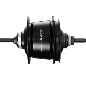 Shimano Rear Hub Alfine 8 gears SGS70018BL 32 holes/black