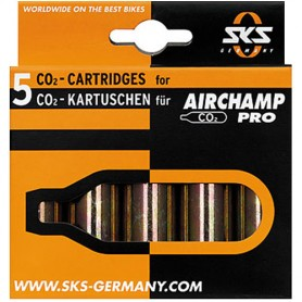 SKS Replace Cartridge AIRCHAMP PRO Boxed with 5 pcs.