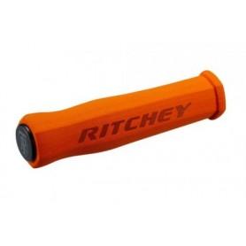 Ritchey WCS Trugrip Griff, 130/31.2-34.5mm, orange