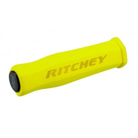 Ritchey WCS Trugrip Griff, 130/31.2-34.5mm, yellow