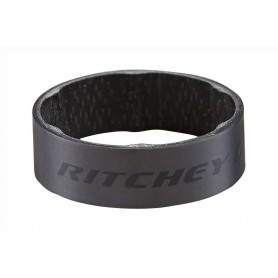 "Ritchey WCS Carbon Spacer, 1 1/8""/28.6, 10mm, 2 Stk., glossy carbon UD"