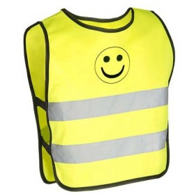 Safety Vest Child -XXS/XS- yellow, 2 strips