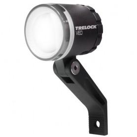 Headlight LS380, E-Bike Trelock BIKE-i Veo 50, black