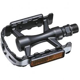 Pedal MTB Aluminium black, SP-600