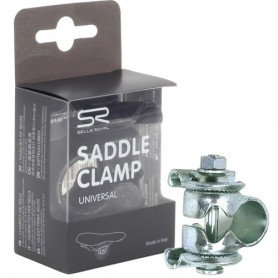 Saddle Clamp silver