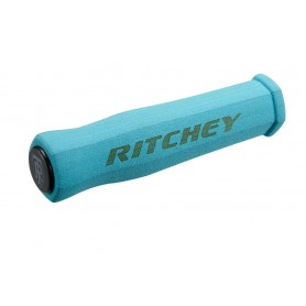 Ritchey WCS Trugrip Griff, 130/31.2-34.5mm, blue