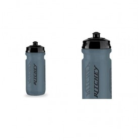 Ritchey water bottle 0,5 Ltr., transparent/blue