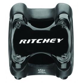 Ritchey WCS C260 Stem handlebar cap 31.8, wet black