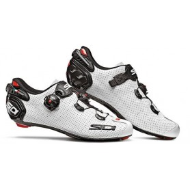 SIDI Bike shoes ROAD Wire 2 Carbon Air size 45.5 white black