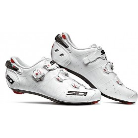 SIDI Bike shoes ROAD Wire 2 Carbon Woman size 38.5 white