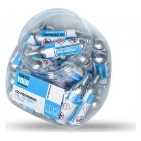 PRO Ersatzpatronensatz CO₂ mit Gewinde 18 Stück 25 g