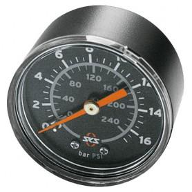 SKS Manometer to 16 Bar Bike Compressor
