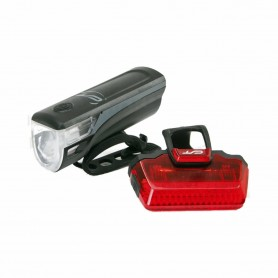CONTEC Battery-LED light set Speed-LED USB grey