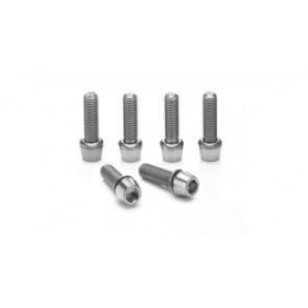 Ritchey Superlogic C260 Stem screws 7 pieces, stainless steel, black