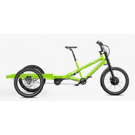 Radkutsche Lastenrad Musketier E-Bike Pedelec, Aufbau: ohne