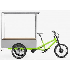 Radkutsche Cargo bike Musketier E-Bike, platform: none