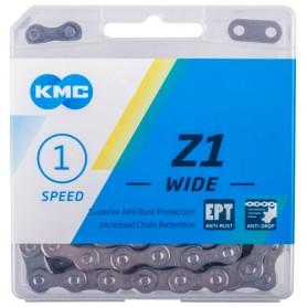 KMC Chain Z1 Wide EPT 128 links grey-box