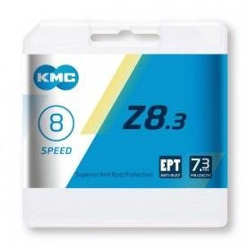 KMC Chain Z8 EPT 114 Links silver Box