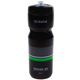 Zefal Drinking Bottle Sense M80 Zéfal 800 ml black