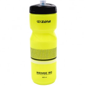 Zefal Drinking Bottle Sense M80 Zéfal 800 ml neon yellow