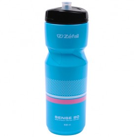 Zefal Drinking Bottle Sense M80 Zéfal 800 ml cyan
