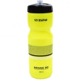 Zefal Drinking Bottle Sense M65 Zéfal 650 ml neon yellow