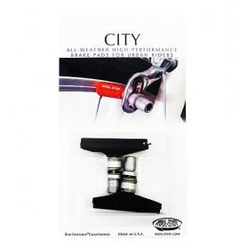 Kool-Stop Brake Shoe V-Brake -City Pad- black