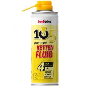 Innobike 105 HIGH TECH Chain-Fluid Spray Can300 ml. with Capillary Tube