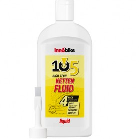Innobike 105 HIGH TECH Ketten-Fluid Liquid 300 ml inkl. Pinselaufsatz