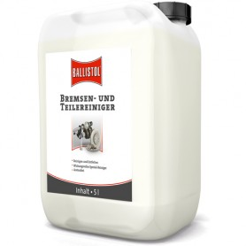 Ballistol Cleaner for Brakes and Metal Parts Canister 5 litre