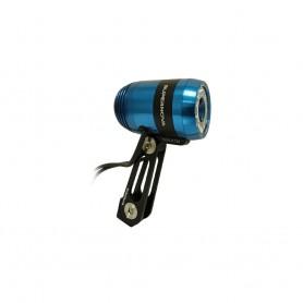 SUPERNOVA E3 PRO 2 blue Dynamo-Headlight, with certif~