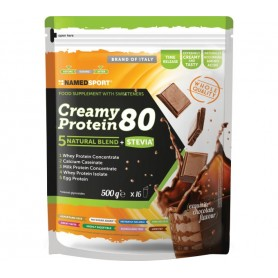 Named Proteinpulver Creamy Protein 80 Chocolate 500 g