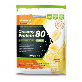 Named Proteinpulver Creamy Protein 80 Banana 500 g