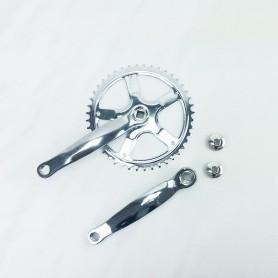 Chainwheel Set - 38 teeth - Crank length 170 mm