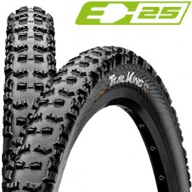 Continental 60-559 Trail King 2.4 E-25 Wired black Performance