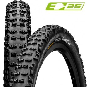 Continental 60-559 Trail King 2.4 TL-Ready E-25 Foldable black Performance