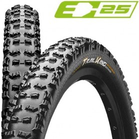 Continental 70-584 Trail King 2.8 TL-Ready E-25 Foldable black ProTection Apex