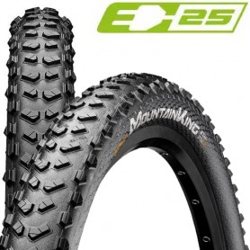 Continental 58-622 Mountain King 2.3 E-25 Wired black Performance