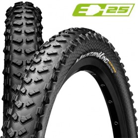 Continental 58-622 Mountain King 2.3 TL-Ready E-25 Foldable black Performance