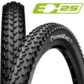 Continental 55-584 Cross King 2.2 E-25 Wired black Performance
