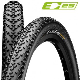 Continental 55-559 Race King 2.2 TL-Ready E-25 Falt schwarz Performance