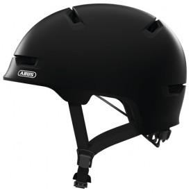 Abus Helme Scraper 3.0 velvet black M 54-58 cm
