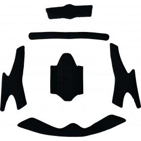 Merida Ersatzpolster für Helm Freeride Schwarz