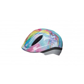 Bike Fashion Kinderhelm Einhorn Parad. Pink Gr. S 46-51 Cm