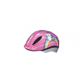 Bike Fashion Kinderhelm Einhorn Pink Gr. Xs 44-49 Cm
