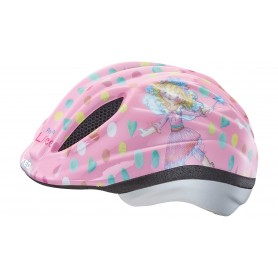 Bike Fashion Kinderhelm Lillifee Pink Gr. M 52-57 Cm