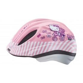Bike Fashion Kinderhelm Hello Kitty Pink Gr. M 52-57 Cm