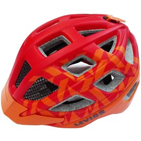 Helm Kailu, red orange matt, M, 53-59 cm