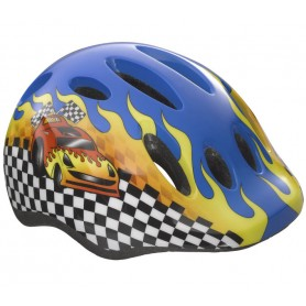 Helm Max+ Race Car Unisize 49-56 cm